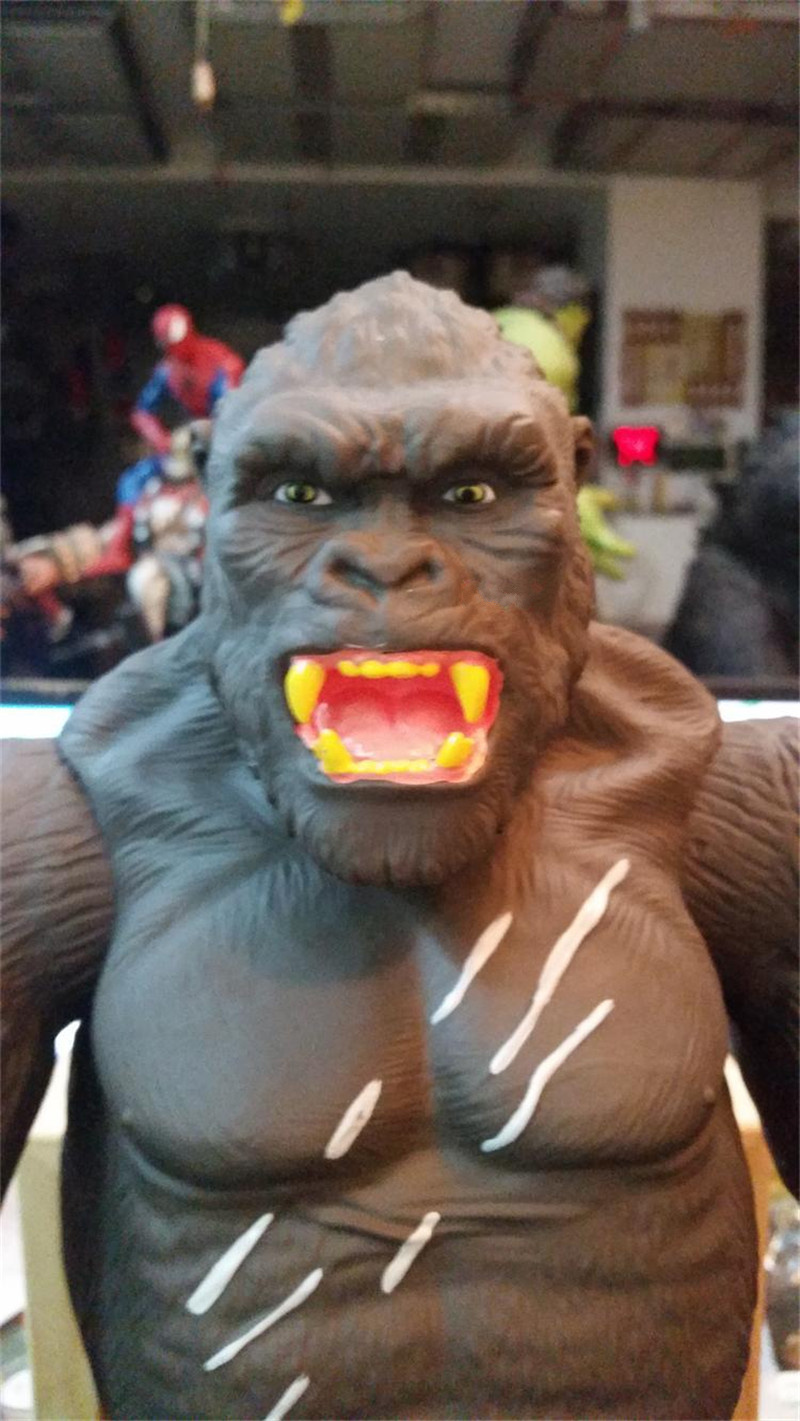 45CM-Movie-Kong-Skull-Island-Action-Figure-Toy-Collectible-Model-Brinquedo (3)