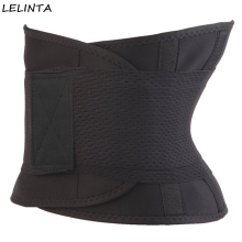 LELINTA Waist Trainer Weight Loss Belt-Workout Corset and Stomach Slimming Wrap Tummy Control Body Shaper Girdle For Women