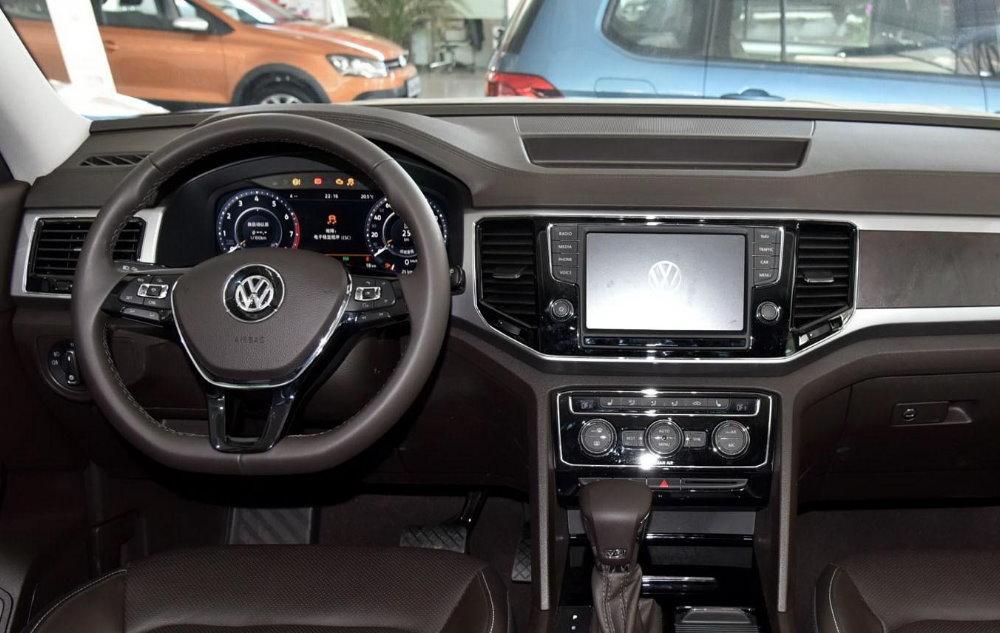 VW Teramont 2017-2-S