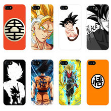 Smmnas Dragon Ball Dragonball Z Goku футляр для Samsung Galaxy S8 s8p S5 S6 7 s края для iPhone 5S 6 6S 7 7 s plus x 8(China)