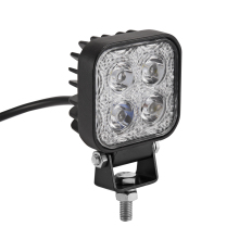 1pc 12w Car LED Light Offroad Work Light Bar for Jeep 4x4 4WD AWD Suv ATV Golf Cart 12v 24v Driving Lamp Motorcycle Fog Light(China)