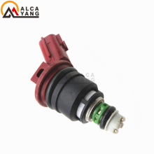 6pcs flow test 740cc side feed fuel injector for nissan replace for Nismo 16600-RR544 Silvia skyline SR20 S13 S14 S15