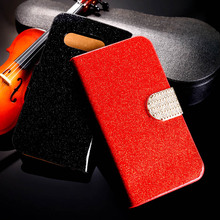 Buy PU Leather Flip Case Bling Diamond Phone Case Cover Nokia Lumia 820 N820 878 4.3 inch Wallet Phone Case Glitter Holster for $2.96 in AliExpress store