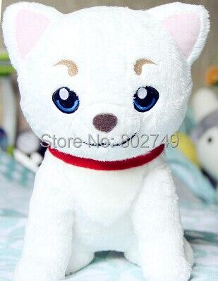 New Super Cute Gintama Elizabeth Sadaharu 28cm Plush Toys<br><br>Aliexpress