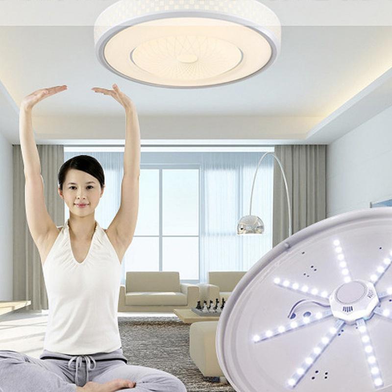 220V 5730 SMD LED Bulb Plate Octopus Energy Saving Lamp Plafon 12W 16W 24W PCB Board Modified Light Source Ceiling Lamp Tube