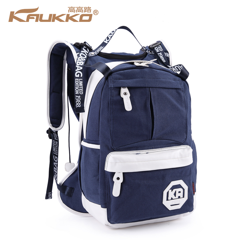 New Fashion Multifunction Canvas Bags Unisex Schoolbag for Teenagers Travel Backpacks with Computer Interlayer<br><br>Aliexpress