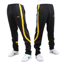 Men's Football Pants Breathable Quick-drying Training Pants  Legged Tracksuits Survetement Football Trousers