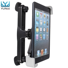 YUNAI 360 Degree Universal Car Back Seat Headrest Tablet Mount Holder For iPad 4 Mini 3 Air 2 For Samsung Tablet Holder Stand