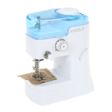Desktop Mini Electric Sewing Machines Household/Teaching Handmade Sewing Matching Tools Mini Sewing Machine