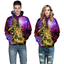 2017 Fashion Club New Fashion 3D Hooded print Man Woman hoodies Fancy hoodies  pullover sweatshirts