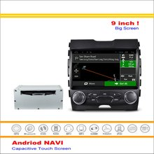 Car Android GPS Nav Navi Navigation System For Ford Edge 2015~2016 - Car Radio Stereo Audio Video Multimedia ( No DVD Player )