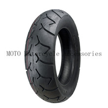 Rear Vacuum Tire Rubber Motorcycle Wheels & Rims For Honda Steed 400 For Yamaha Drag Star 400 Rear Vacuum Tire Size 170-80-15