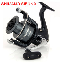2016 NEW Shimano SIENNA SN1000 2500 4000 FE 1+1BB Front Drag Spinning Fishing Reel(China)