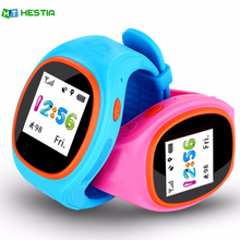 HESTIA S866A Anti - lost student Child positioning watch smart watch mobile phone GPS SIM card waterproof Alarm For iOS Android(China)