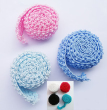 "1.5"" Crochet Elastic Stretchy Waistband Headband Hairband Band Rolls By Meters For Tutu Skirt 1 meter per Lot"