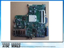 Free Shipping  585219-001 Laptop motherboard for HP 4515S Compaq 4415S 4416S 4510S Notebook PC + CPU Included