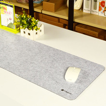 support arm 80x30play mat New Felt Sleeve Laptop Desk Mat Fashion Durable Modern Table Felt Office Desk Mat Mouse Pad Pen Holder