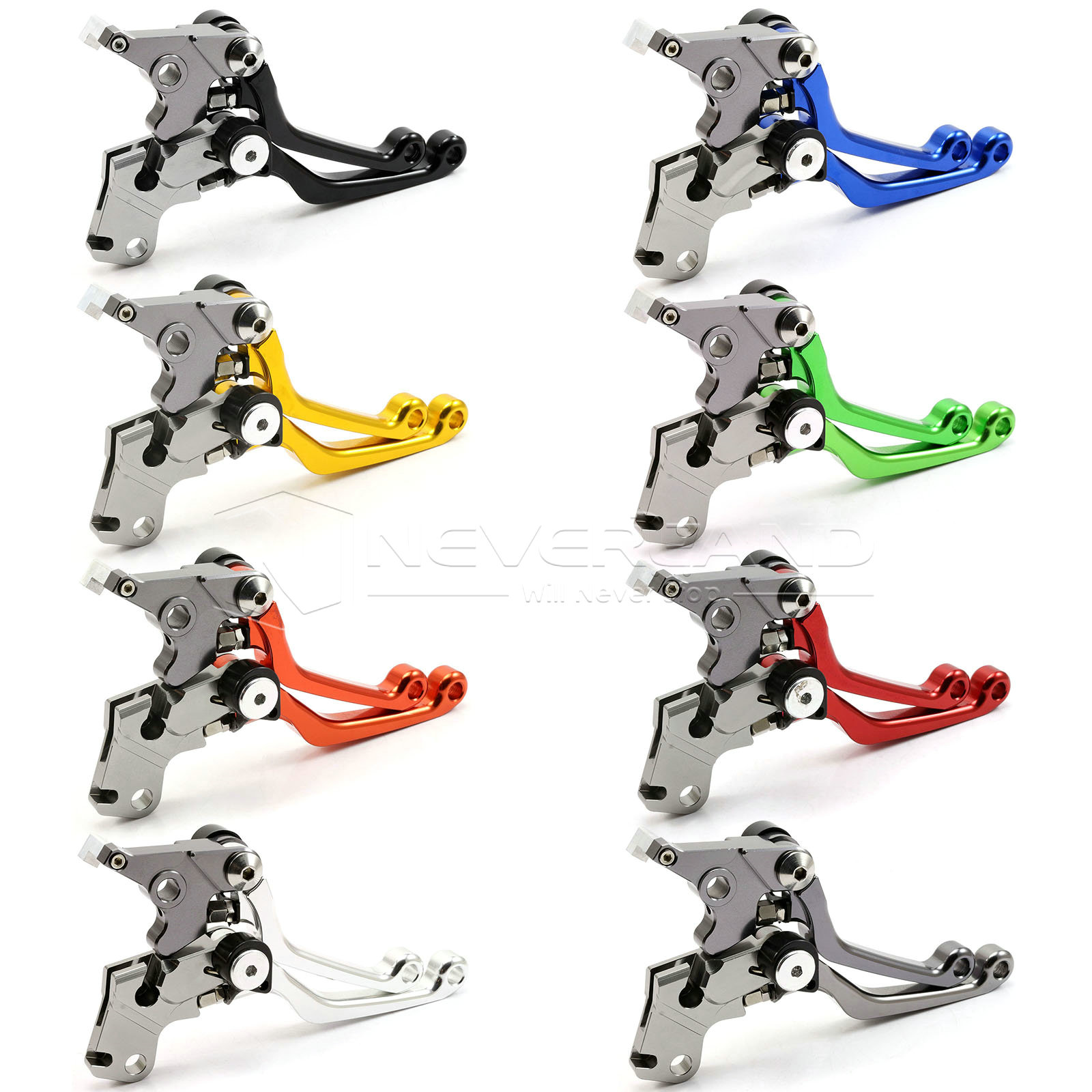 Motorcycle Accessories One Pair Top Quality CNC Pivot Brake Clutch Levers For Suzuki 250SB 2002 2003 2004 2005 2006 D10<br><br>Aliexpress