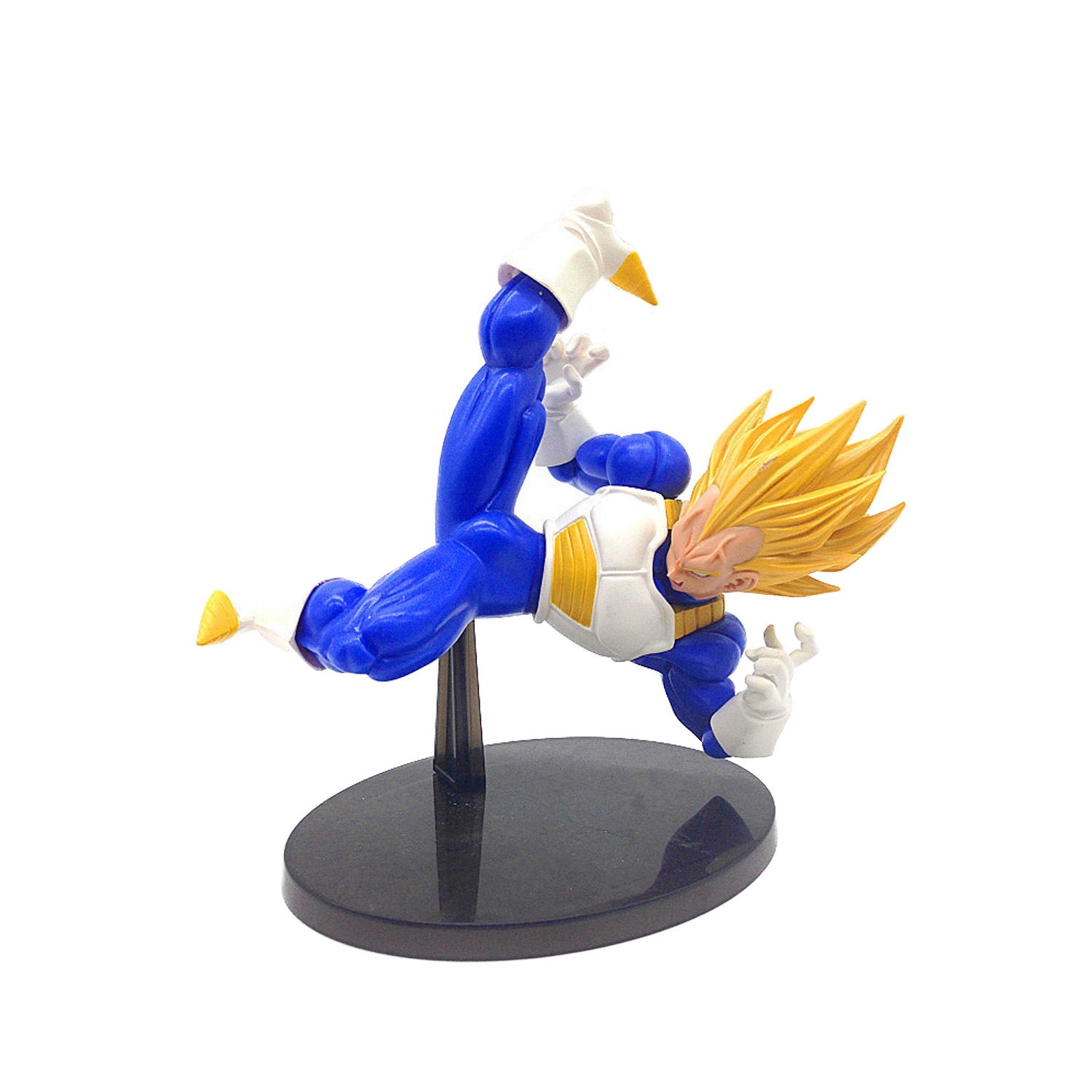 Chanycore Anime Dragon Ball Z 13CM Action Figures Vegeta Tenkaichi Budokai 5 Super Saiyan Toy<br><br>Aliexpress