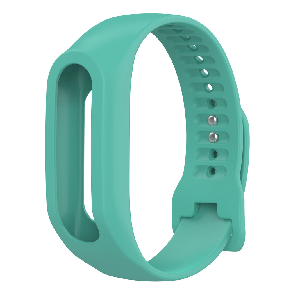 Soft Durable Colorful Strap Wristband Replacement Silicone Watchband Accessories for Tom Tom Touch Fitness Tracker Smart Watch 12