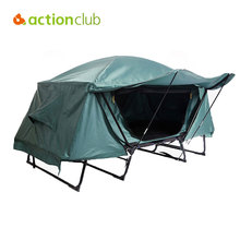 Actionclub Waterproof Folding Tent Bed Automatic Camping Tent 1-2 Person Fishing Tents Outdoor Recreational Camping Tents