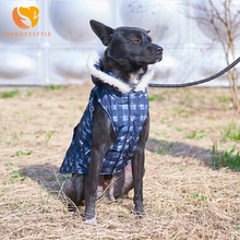 Buy Plaid Winter Dog Coats Warm Pet Dog Clothes Hooded Small Medium Dogs Cats Clothing Chihuahua Puppy Jacket DOGGYZSTYLE for $3.11 in AliExpress store