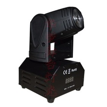 Crazy 10W RGBW LED Beam Effect Colorful Moving Head Light Dj Equipment stage lights project light