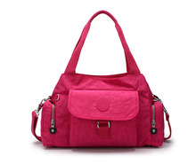 New Designer Brand Monkey women handbag Nylon Fashion Casual shoulder Bag School student Bag bolsas femininas ombro