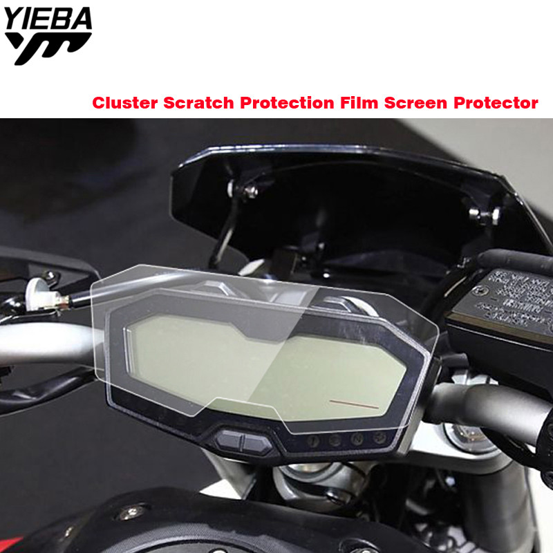for BMW R1200GS R 1200GS R1200 GSR 2004-2012 Motorcycle Cluster Scratch Protection Film Screen Protector Free shipping
