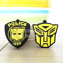 Free shipping U Disk cartoon Transformers pen drive 8GB/16GB/32GB usb flash drive flashdrive memory stick pendrive