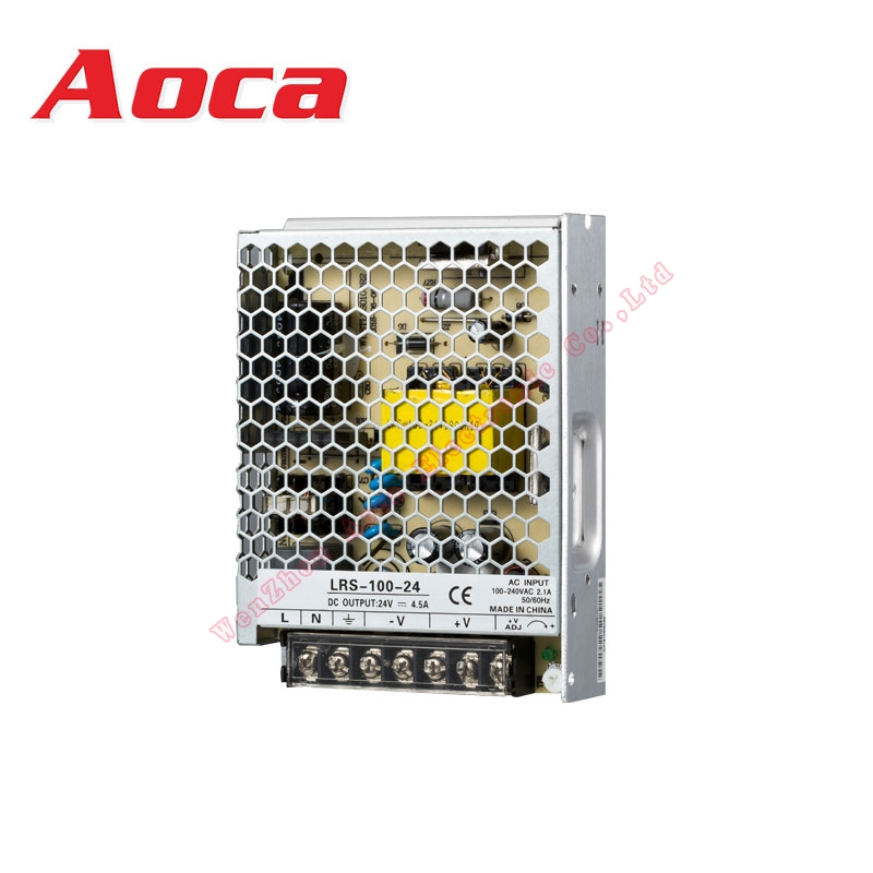 85~264V to 12V DC 8.5A 100W Universal Regulated Switching Power Supply 24v 4.5a LED Lighting Strip CCTV
