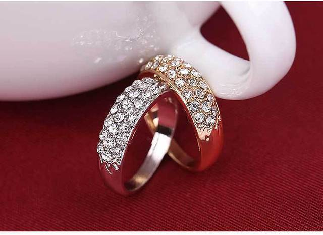 Valentines Day Rings - Rings & Bands