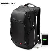 Men Laptop bags Mochila Backpack 15.6 Inch Waterproof Military Women Brand Antitheft  External USB Charge Computer rucksacks