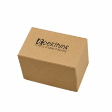 Geekthink Original Watch Gift Box Rectangle not selling separately ... buy with watches together only(China)