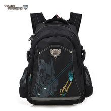 Transformers cartoon  book school bag shoulder backpack rucksack portfolio  for Boys/ children/ kids grade 4-6