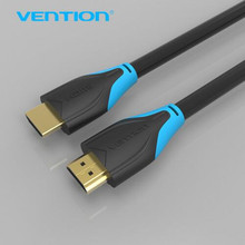 Vention HDMI Cable 1.4 HDMI to HDMI Cable 1080P 4K 3D CablE for HD TV LCD Laptop PS3 Projector Computer HDMI Cable 1M 2M 3M 5M