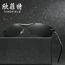 Men's polarized sunglasses, 10838 men, drivers, mirrors, retro shades, sunglasses, high definition polarizing glasses