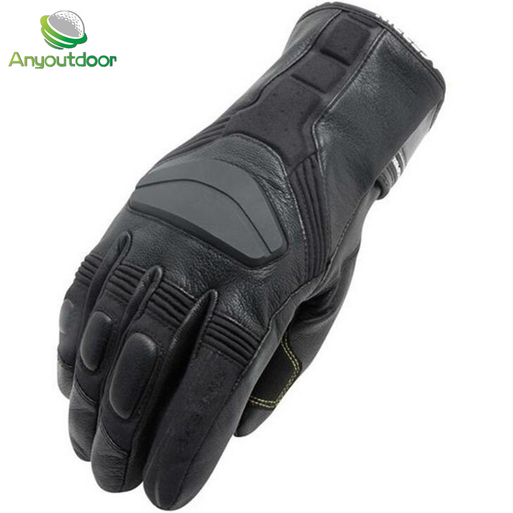 Anyoutdoor  Shockproof Cycling winter Gloves Absorption Nylon Cotton Full Finger MTB Bike Bicycle Riding motorcycles<br>