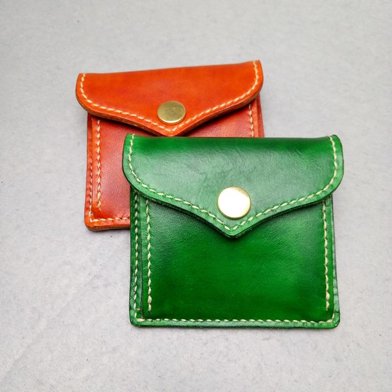 Arlanfivis Handmade Original Brand New Elegant Cute Small Women Purse Short Ladies Bag Hasp Genuine Leather Coin Purse carteira<br>