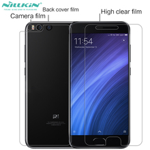 Buy Whole Unit Nillkin Screen Protector Mi Note 3 Back Case Protective Film Xiaomi Mi Note3 Note 3 Phone Film for $3.49 in AliExpress store