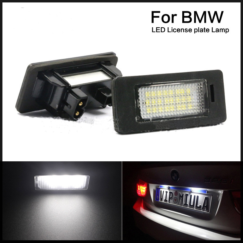 1PCS LED License Plate Number Light For BMW E36 Coupe 1/3/5/X5/X6/325/328/520/525/530<br><br>Aliexpress