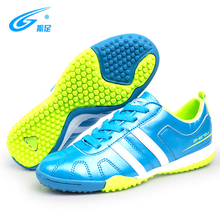 Boy Street Football Shoes Indoor Sport Soccer Shoes Children Trained Football Sneakers Kids Football Boots Boys Soccer Shoes