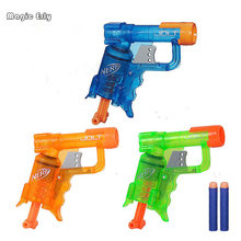 Soft Bullet Toy Gun Sniper Rifle Plastic Nerf Gun Outdoor Infrared Night Viewing Air Soft Gun Airgun Paintball Gun