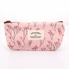 Beautician Vanity Neceser Necessaire Women Travel Toiletry Pencil Make Up Makeup Case Storage Pouch Cosmetic Bag Purse Organizer(China)