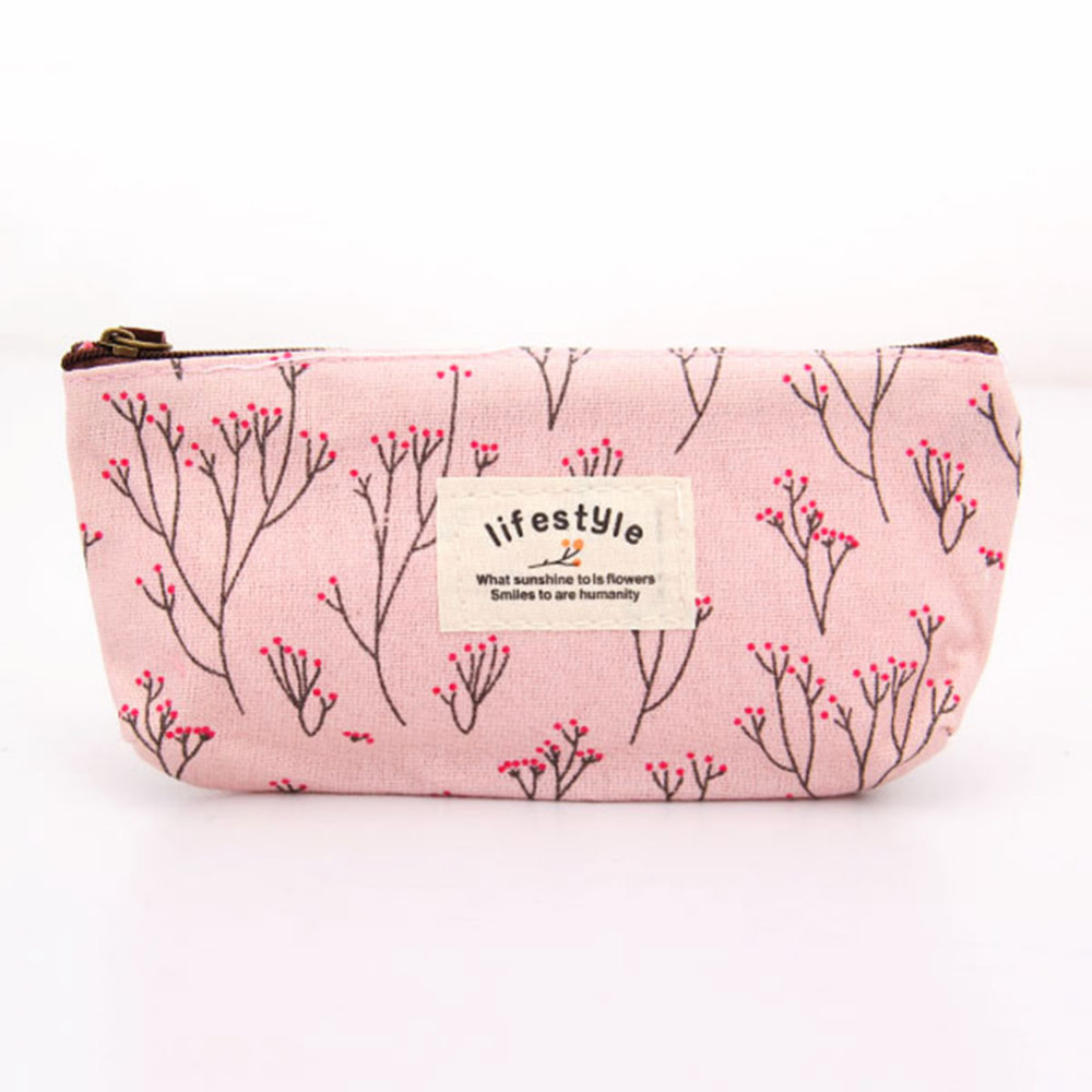 Beautician Vanity Neceser Necessaire Women Travel Toiletry Pencil Make Up Makeup Case Storage Pouch Cosmetic Bag Purse Organizer(China (Mainland))