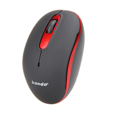 Slim Wireless Mouse Gaming Mouse Computer Mice Gamer Mice USB Receiver 2.4G LED Optical Mouse Sem Fio(China)