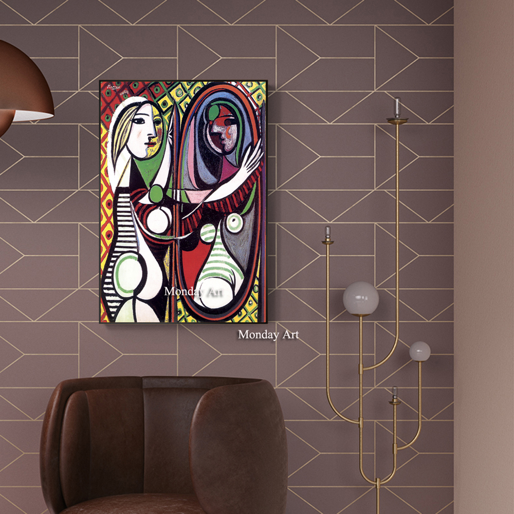 Woman-In-An-Armchair-Wall-Art-Canvas-Prints-Pablo-Picasso-Paintings-Reproductions-On-The-Wall-Cuadros (2)