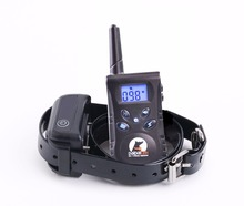 2017 New Dog Training Collar with Backlight Screen and key Controler Waterproof receiver collar suit to Dog Swimming KPHR 520S(China)