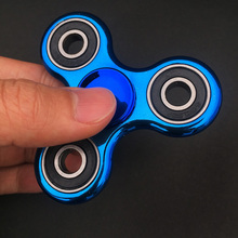 Spinner Hand Compressive Rotate Toy for Adult Children Toy Hand Spinner Fidget Pink Gold Black Navy blue Silver Stress Wheel