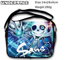 Game Undertale Messenger Shoulder Game Bag Satchel Student Computer Shoulder Bag Gift